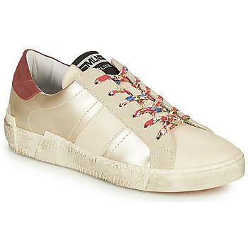 Skor Dam Sneakers Meline NKC1381 Vit