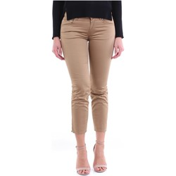 textil Dam Chinos / Carrot jeans Dondup DP405RS0986D Camel