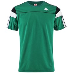 textil Herr T-shirts Kappa Banda Arar T-Shirt Vert