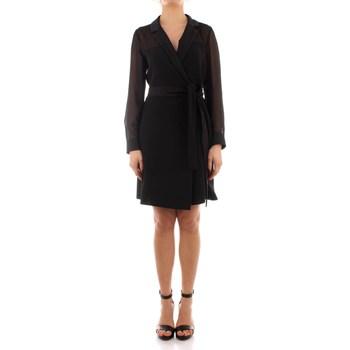 textil Dam Korta klänningar Marella GIAVA BLACK