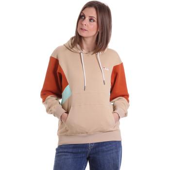 textil Dam Sweatshirts Fila 687921 Beige