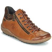 Skor Dam Boots Rieker KAMELO Brun
