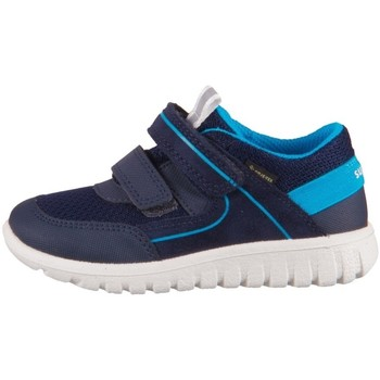 Skor Barn Sneakers Superfit Sport 7 Mini Blå, Grenade