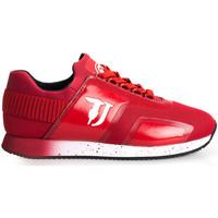 Skor Herr Sneakers Trussardi  Röd