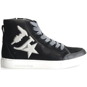Skor Dam Sneakers Trussardi  Svart