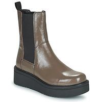 Skor Dam Boots Vagabond Shoemakers TARA Brun / Ljus