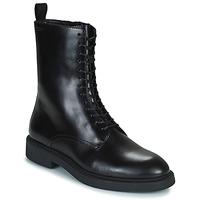 Skor Dam Boots Vagabond Shoemakers ALEX W Svart