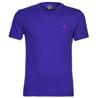textil Herr T-shirts Polo Ralph Lauren SOPELA Blå