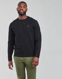textil Herr Sweatshirts Polo Ralph Lauren GHILIA Svart