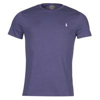 textil Herr T-shirts Polo Ralph Lauren OLITA Blå