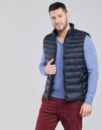 textil Herr Täckjackor Polo Ralph Lauren PEROLINA Marin