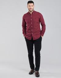 textil Herr 5-ficksbyxor Polo Ralph Lauren RETOMBA Svart