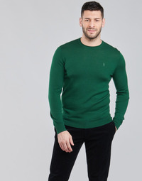 textil Herr Tröjor Polo Ralph Lauren AMIRAL Grön