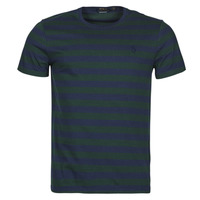 textil Herr T-shirts Polo Ralph Lauren POLINE Marin / Grön