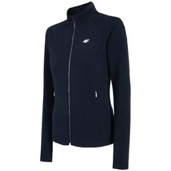 textil Dam Sweatjackets 4F Women's Sweatshirt Bleu marine