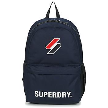 Väskor Ryggsäckar Superdry SUPERDRY CODE MONTANA Blå