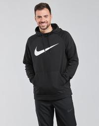 textil Herr Sweatshirts Nike NIKE DRI-FIT Svart