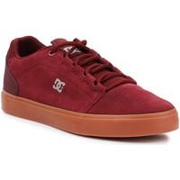 Skor Herr Skateskor DC Shoes DC Hyde ADYS300580-BUR burgundy