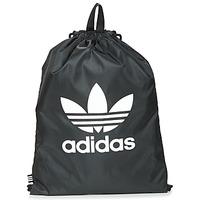 Väskor Ryggsäckar adidas Originals GYMSACK TREFOIL Svart