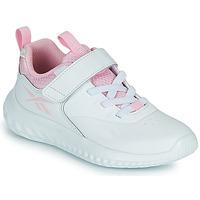 Skor Flickor Sneakers Reebok Sport RUSH RUNNER Vit / Rosa