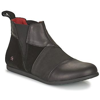 Skor Dam Boots Art LARISSA Svart