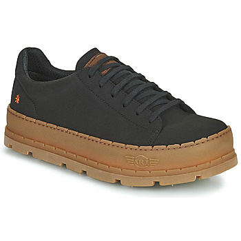 Skor Herr Sneakers Art BLUE PLANET Svart