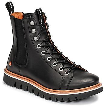 Skor Boots Art TORONTO Svart