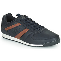 Skor Herr Sneakers Umbro LINSI Svart / Brun