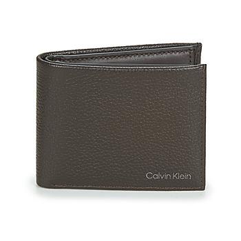 Väskor Herr Plånböcker Calvin Klein Jeans WARMTH BIFOLD 5CC W/COIN Brun