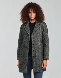textil Dam Kappor Chattawak WORKA Grå / Svart