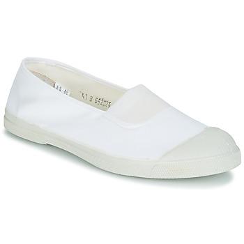 Skor Dam Sneakers Bensimon TENNIS ELASTIQUE Vit