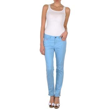 textil Dam 5-ficksbyxor Brigitte Bardot AUBE Blå