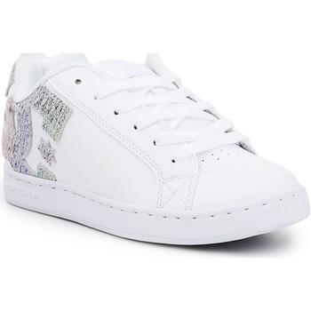 Skor Dam Sneakers DC Shoes DC Court Graffik 300678-TRW white