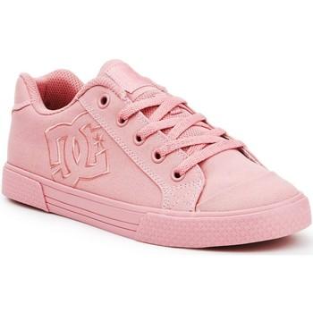 Skor Dam Sneakers DC Shoes DC Chelsea TX 303226-ROS pink