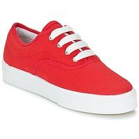 Skor Dam Sneakers Yurban PLUO Röd