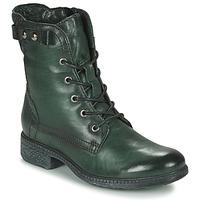 Skor Dam Boots Dream in Green NELATINE Grön