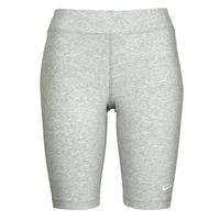 textil Dam Leggings Nike NIKE SPORTSWEAR ESSENTIAL Grå / Vit