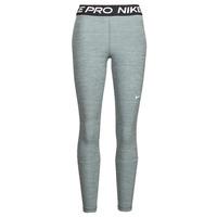 textil Dam Leggings Nike NIKE PRO 365 Grå / Svart / Vit