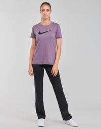 textil Dam Joggingbyxor Nike W NK PWR CLASSIC PANT Svart