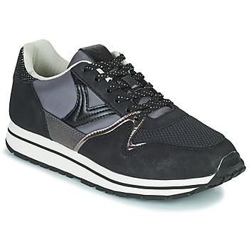 Skor Dam Sneakers Victoria INGLESA LONA Svart