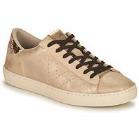 Skor Dam Sneakers Victoria BERLIN METAL Beige