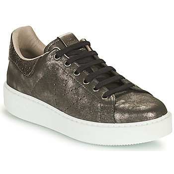 Skor Dam Sneakers Victoria UTOPIA METAL GLITTER Grå