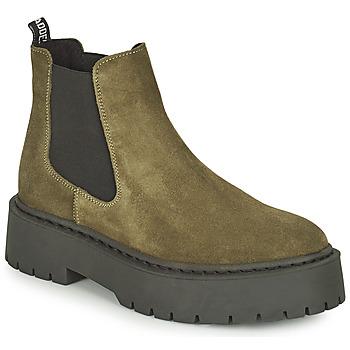 Skor Dam Boots Steve Madden VEERLY Kaki