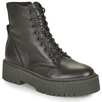 Skor Dam Boots Steve Madden SKYHY Svart