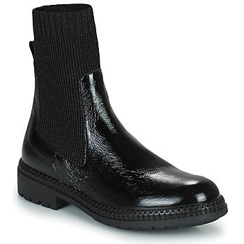 Skor Dam Boots Regard CALES Svart