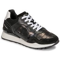 Skor Dam Sneakers Bullboxer 939004E5C_BLWH Svart