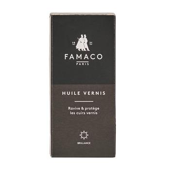 Accessoarer Skovård Famaco FLACON HUILE VERNIS 100 ML FAMACO NOIR Svart