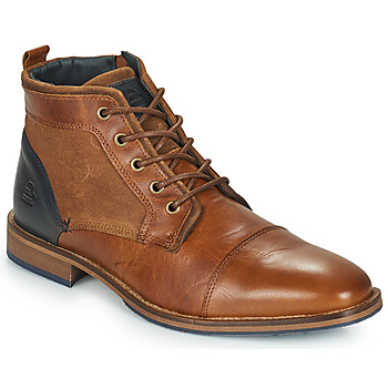 Skor Herr Boots Bullboxer BENN Brun