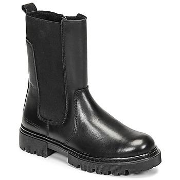 Skor Flickor Boots Bullboxer AJS504BLCK Svart
