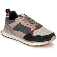 Skor Dam Sneakers HOFF JERSEY Rosa / Grå / Svart